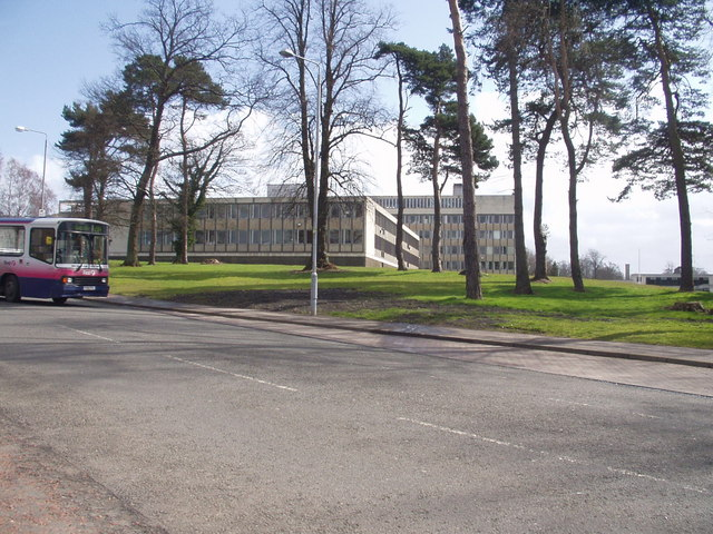 West Dunbartonshire Council Offices