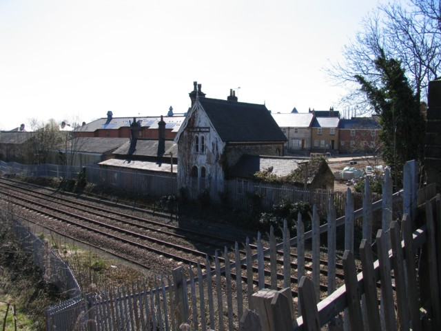 Kibworth Railway Station