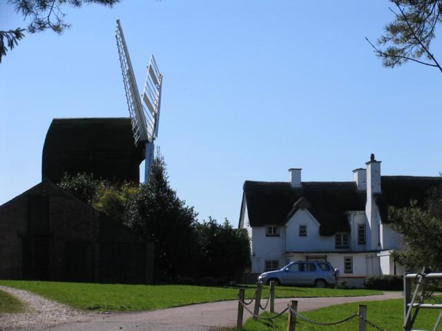 Kibworth Windmill
