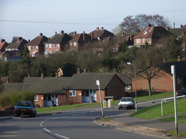 Hollis Road, High Wycombe