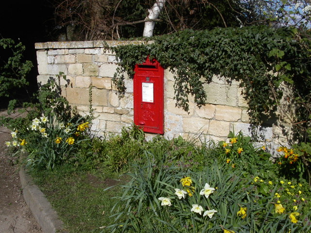 Village postbox Little Haresfield