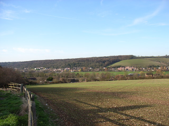 View from Hammersley Lane