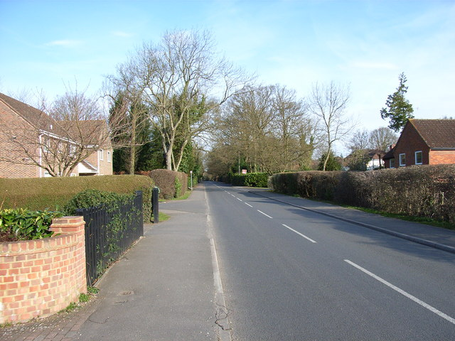 St John's Road, Tyler's Green