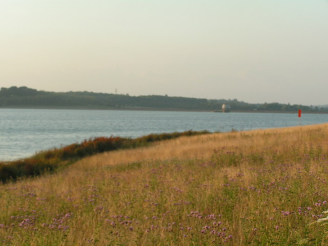 looking across to the Bewl Water Dam