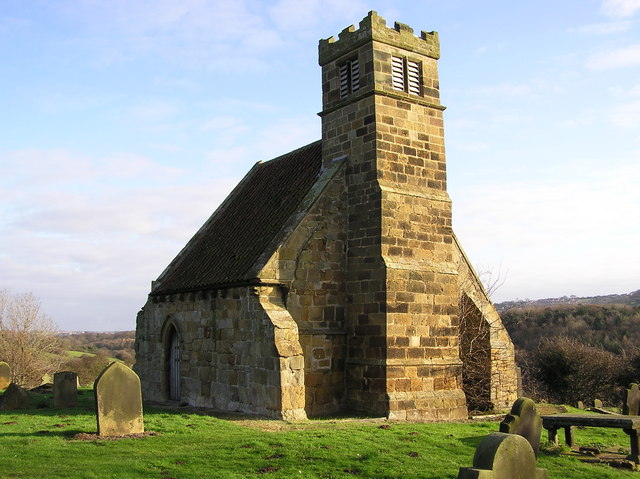 Upleatham  Church