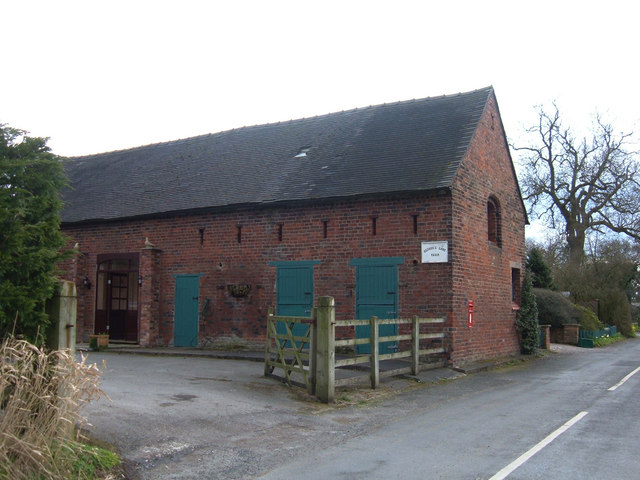 George's Lane Farm, Moss End