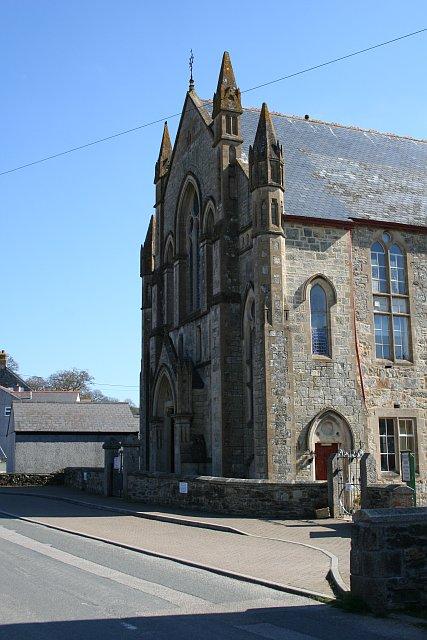 Perranwell Methodist Church