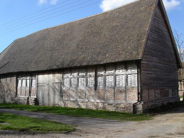 Tythe Barn Frampton