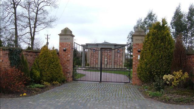 Belmont House, Great Budworth
