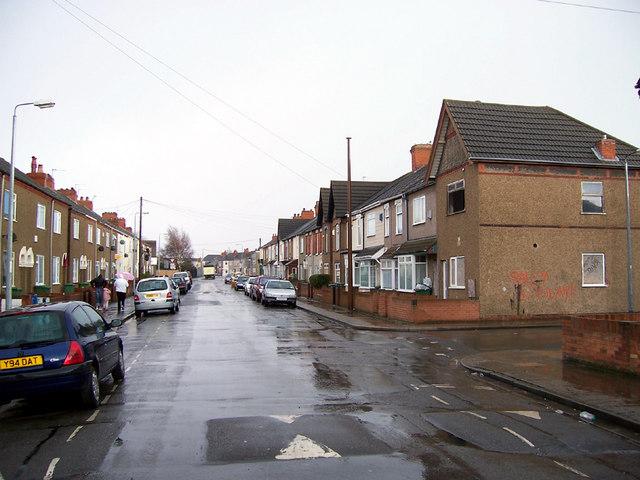 Elsenham Road, Pyewipe