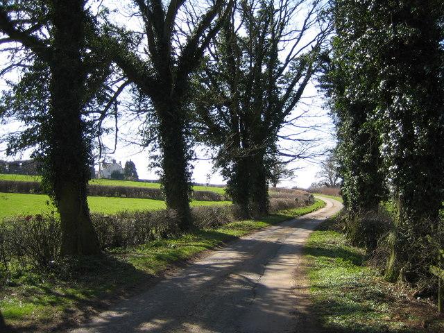 Knightley Way south of Litchborough