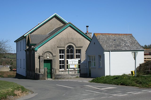 Frogpool Methodist Church
