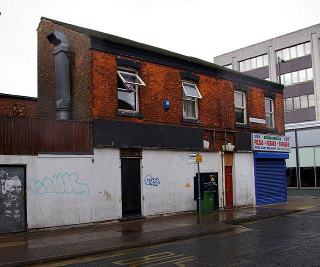 VKH Kebab Shop, Grimsby