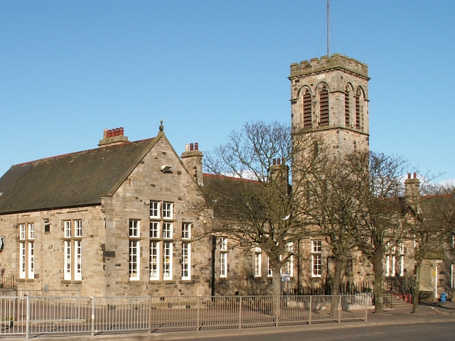 Waid Academy, Anstruther