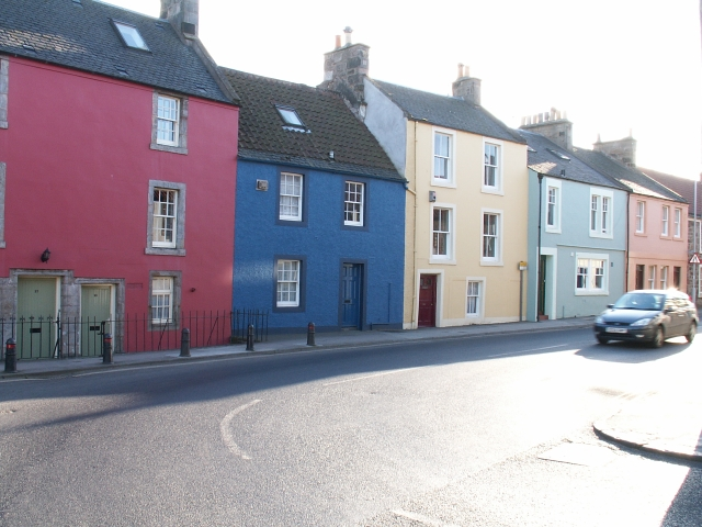 High St, Wester Anstruther