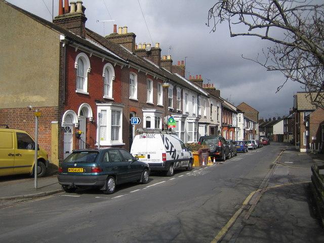 Dunstable: Matthew Street