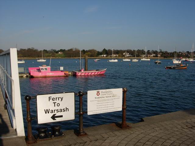 Hamble Ferry