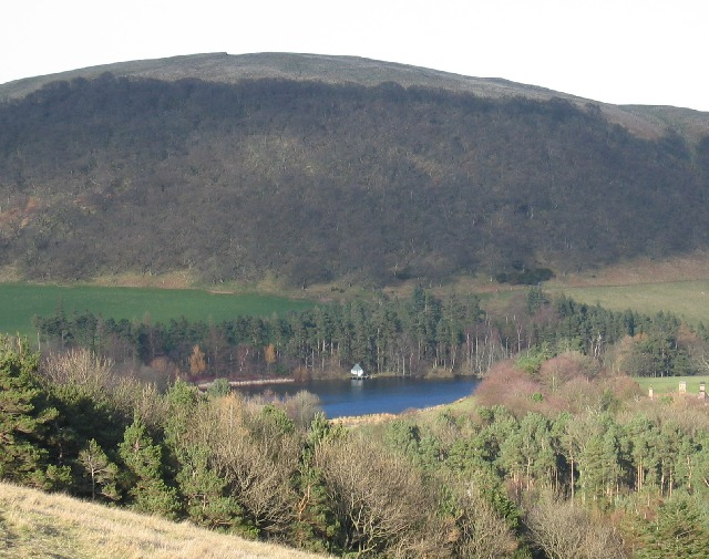 Small Lake at Hethpool