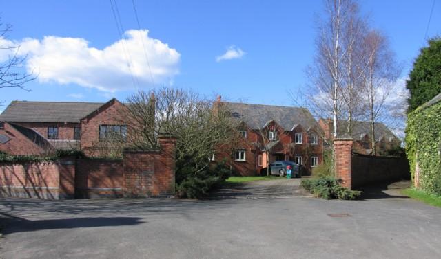 New houses in Goadby