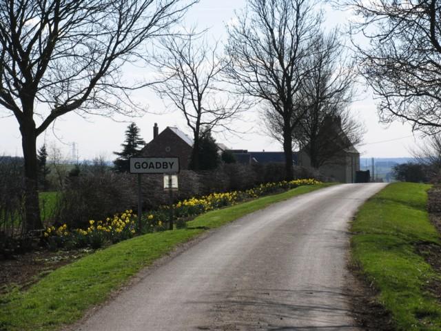 Approaching Goadby