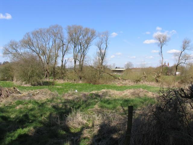 View towards Pennbury Farm