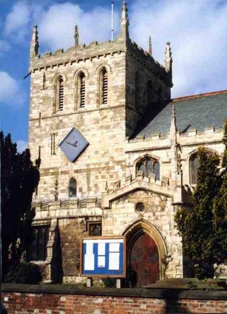 St Laurence Priory Church - Snaith
