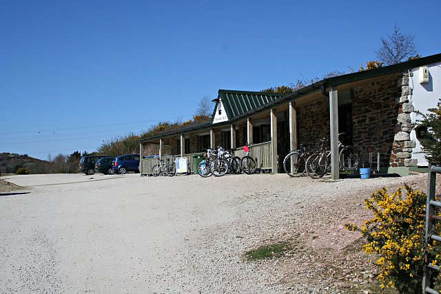 Cycle Hire and Cafe on the old tramway