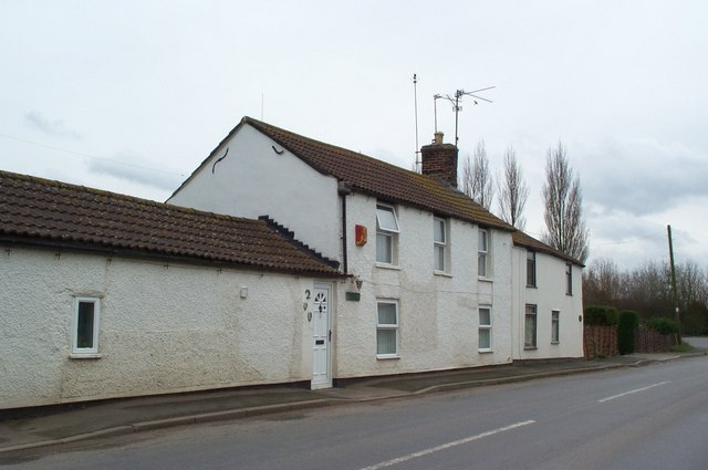 Blacksmith Cottages, St John's Fen End