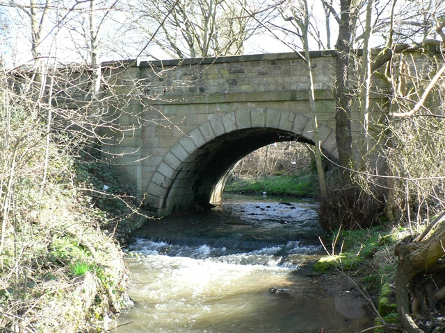 Oil Mill Bridge (or Butcher Hill Bridge)