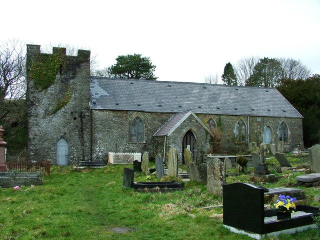 Llangiwg Church