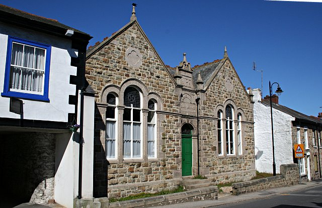 Chacewater Literary Institute
