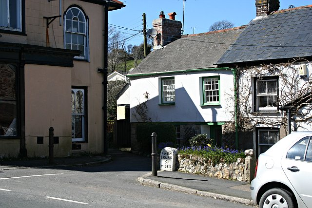 Cottages on Fore Street, Chacewater