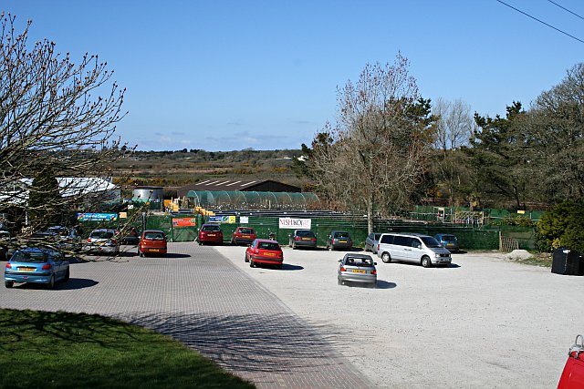 Garden Centre between Chacewater and Threemilestone