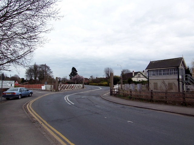 Brigg Level Crossing