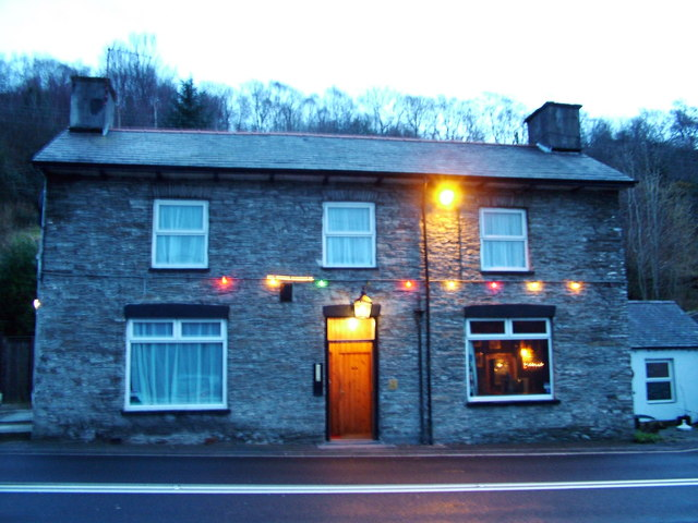The Druid Inn, Goginan