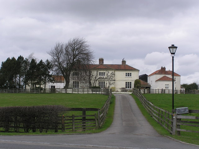 White Cross Farm, Gainford