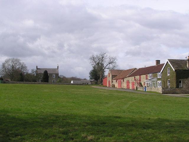Hollin Hall Farm.