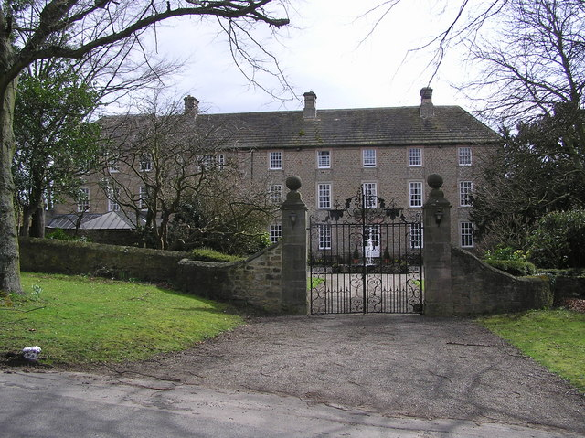 Headlam Hall Hotel.