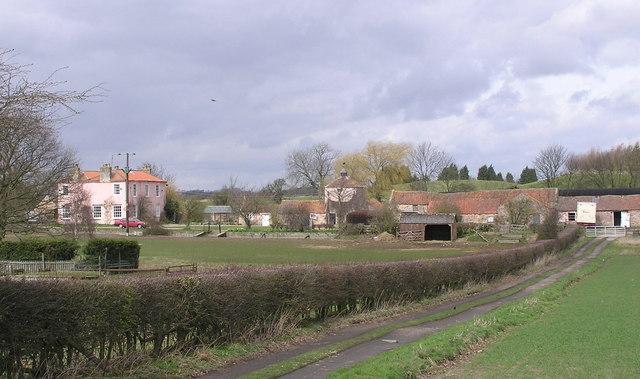 Hill House Farm : Cock  Lane
