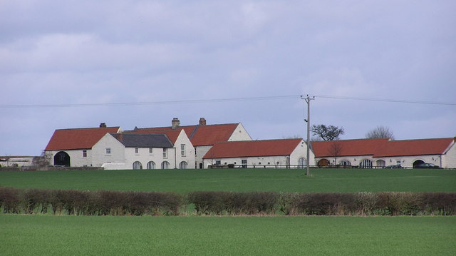 High Carlbury Farm.