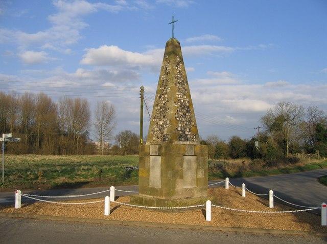 Langley war memorial