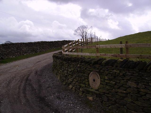Entrance Poppy Farm