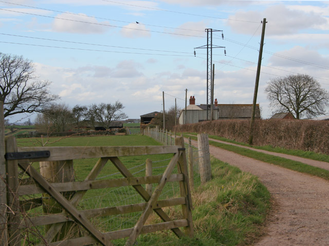 Shuttlewood's Farm near Walton-on-the-Wolds