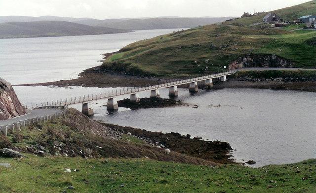 Muckle Roe Bridge