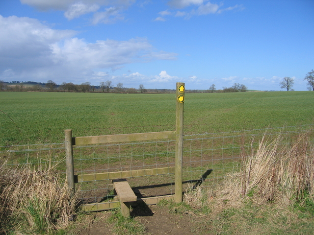 Stile at Priory Farm