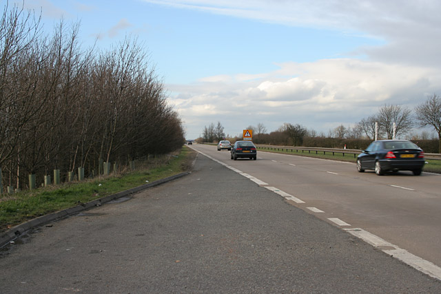 The A46, Fosse Way