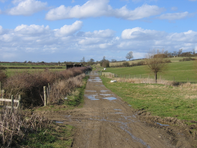 Byway from Priors Hardwick