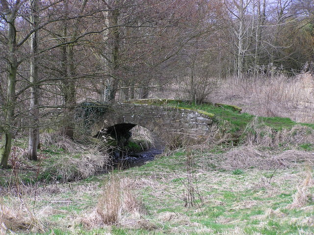 Bridge over Headlam  Beck
