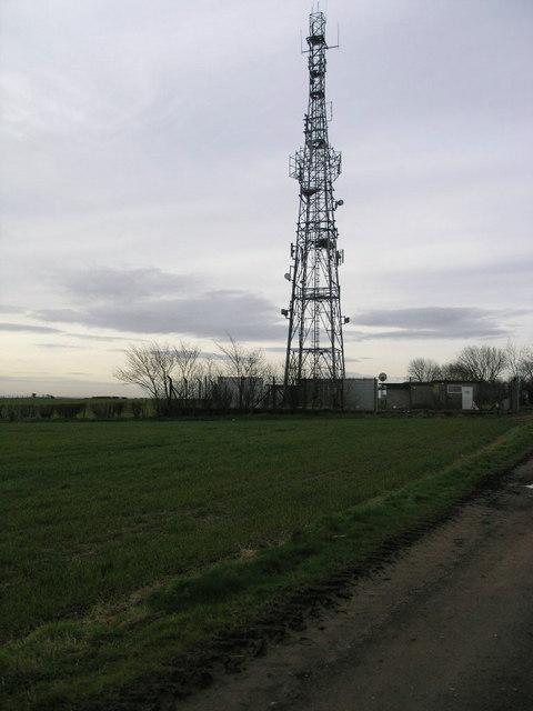 Border Mast