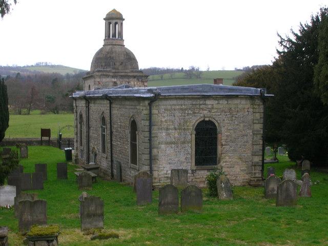 St Mary's Church, Mapleton